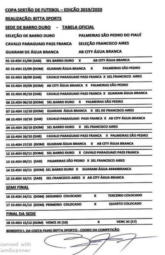 Copa Sertão será aberta neste sábado em Barro Duro - Imagem 1