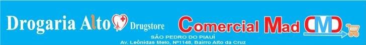 DROGARIA ALTO E COMERCIAL MAD - SÃO PEDRO