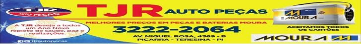 TJR - AUTO PEÇAS - TERESINA PIAUÍ