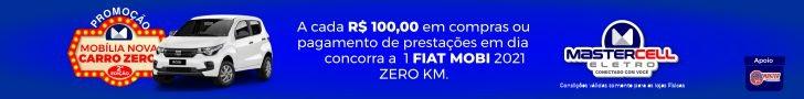 MASTER CELL ELETRO - CAMPANHA SORTEIO CARRO - AGOSTO/2021 728*90