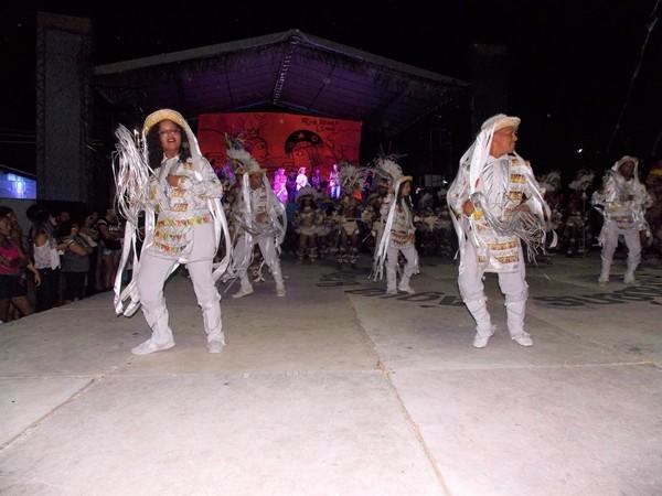 Abertura da Semana Cultural em Água Branca; veja imagens