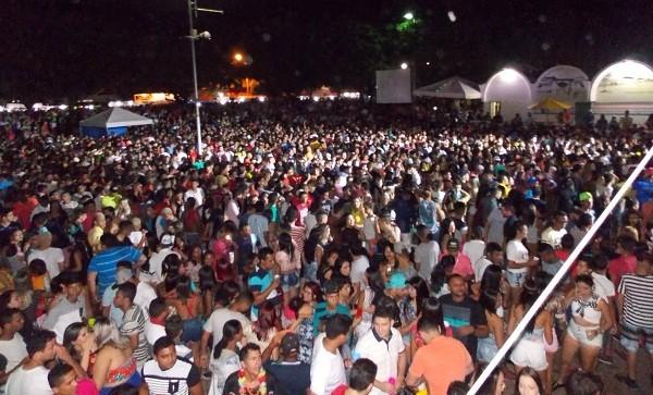 Relembre: veja imagens do Carnaval 2017 em Água Branca - Parte I