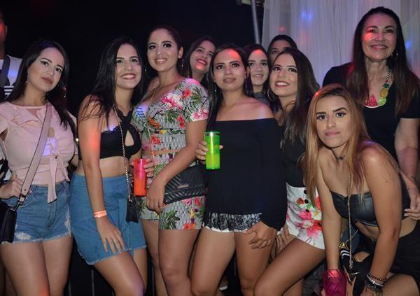 Mulheres que passaram pelo Canal 121 em 2018