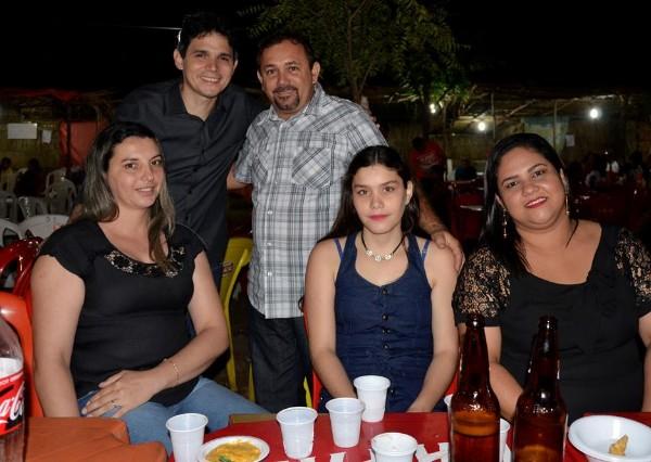 FOTOS | Encerramento festejo da comunidade Embiratanha, município de São Gonçalo do Piauí