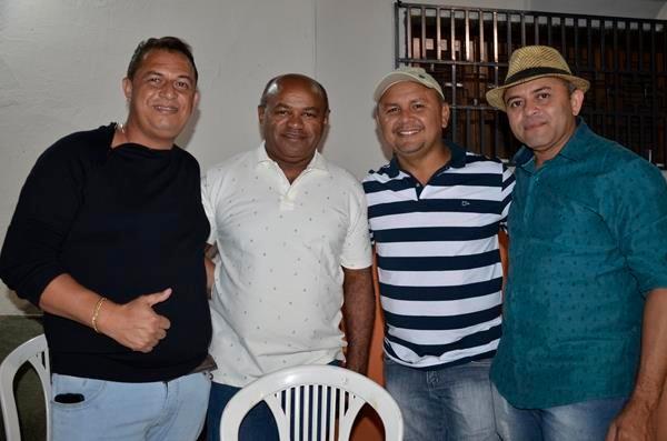 Imagens do show de aniversário de 64 anos de Angical com Avine Vinny, Samyra Show, E-boxx Live e Ramon Sousa