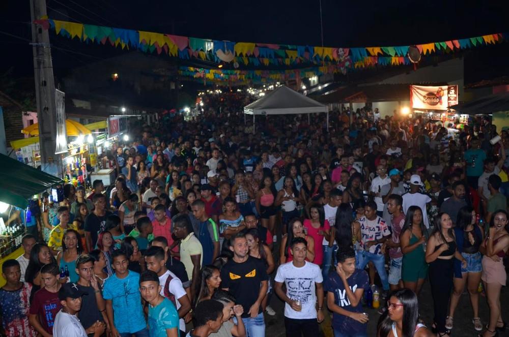 Encerramento do festejo de Santo Antonio dos Milagres - Forró Sacode e Waldo e Felipe