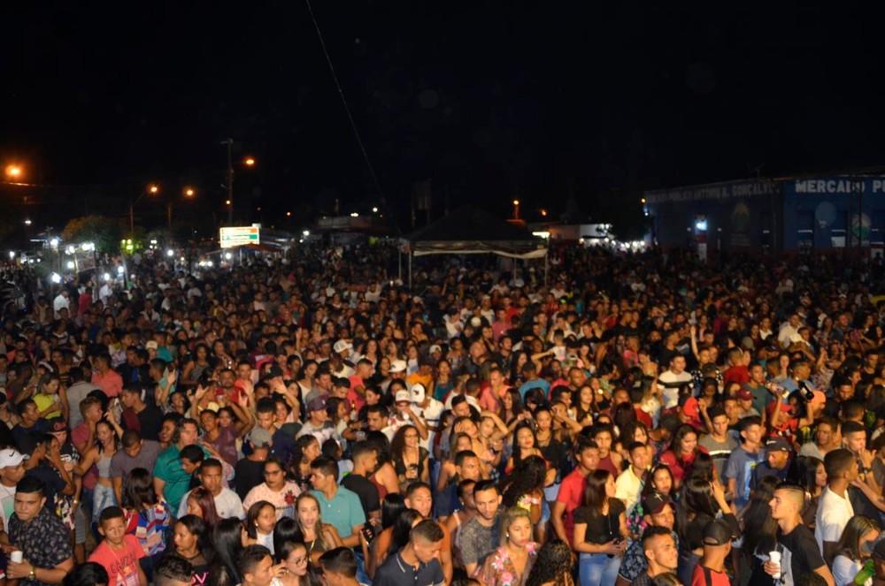 Encerramento festejo de Agricolândia - Kabral, Canários do Reino e Forró Molejo