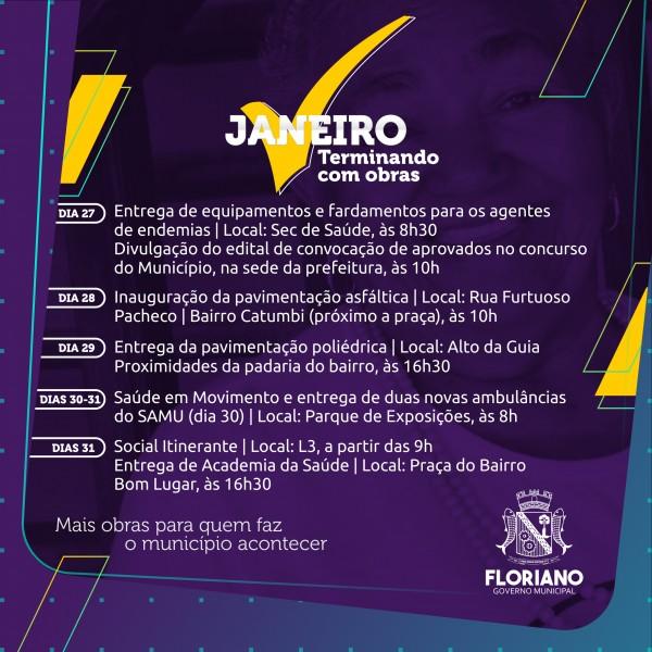 Prefeitura de Floriano - PI