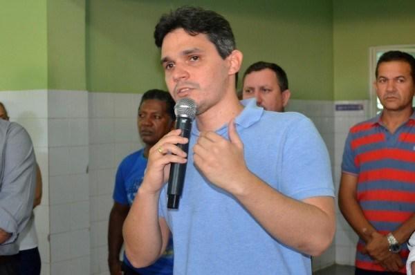 Prefeito Júnior Ribeiro (Imagem: Divulgação)