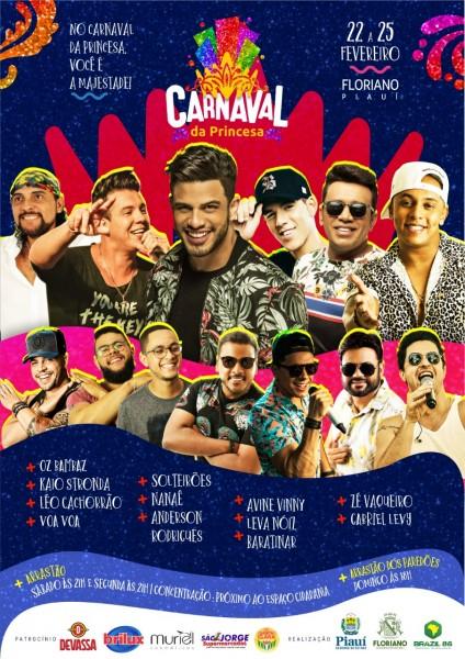 Carnaval da Princesa 2020