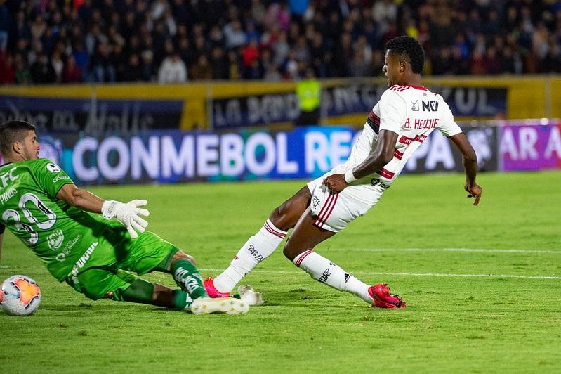 Alexandre Vidal Flamengo