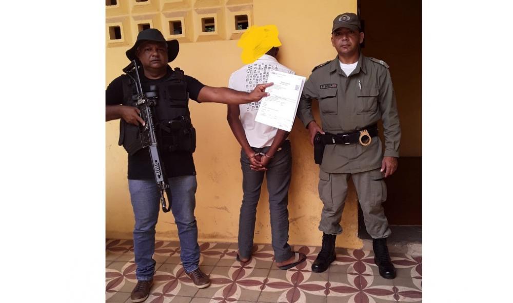 Polícia Militar prende suspeito de assassinar homossexual em Agricolândia