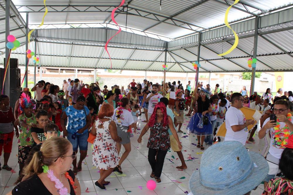 Prefeitura de Angical do Piauí realiza abertura do carnaval 2020; veja imagens