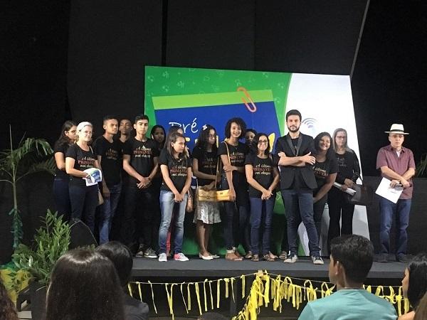 Escola pública de São Pedro do Piauí lança filme no Teresina Hall