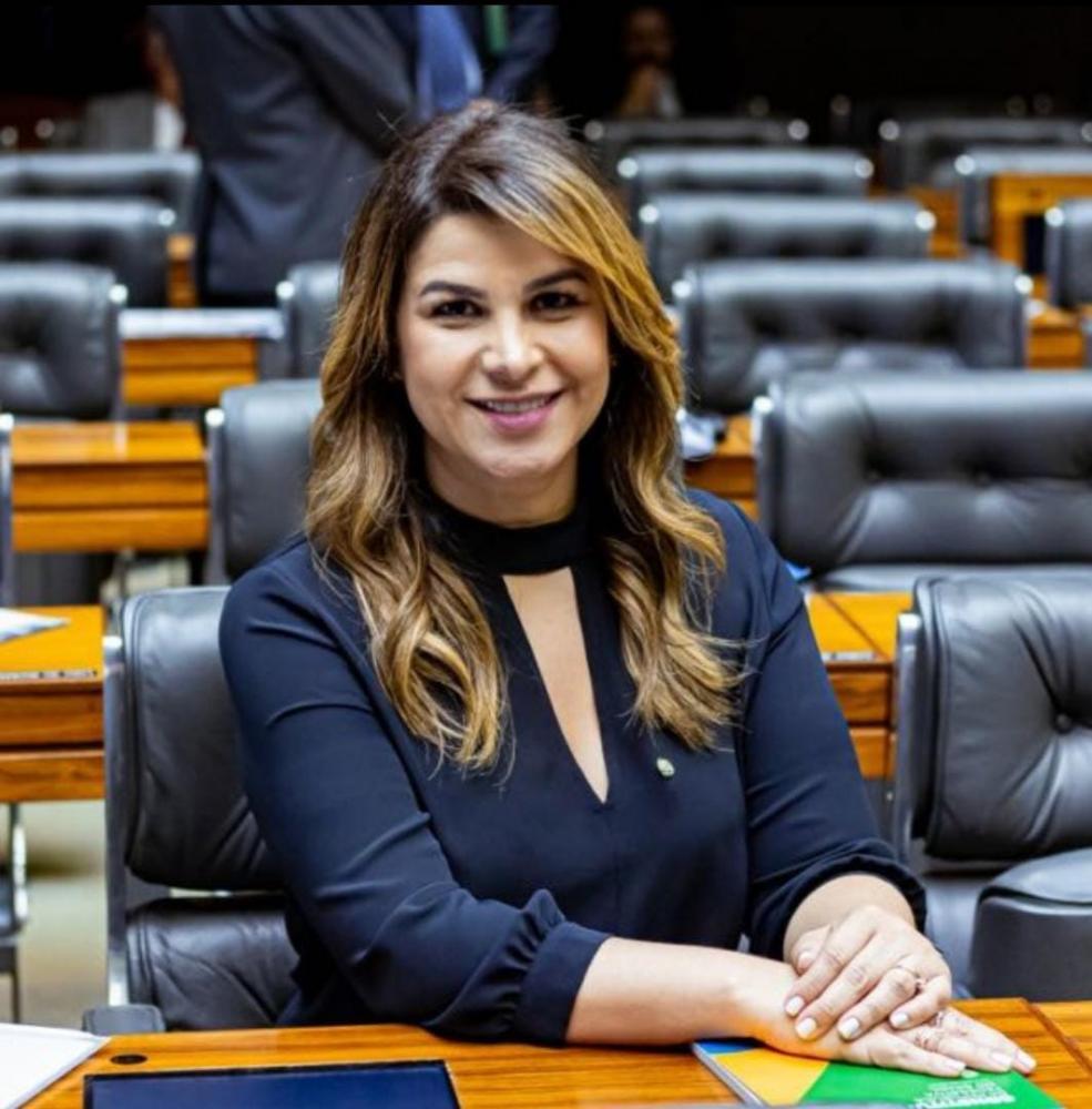 Deputada Marina Santos (SD) Piauí