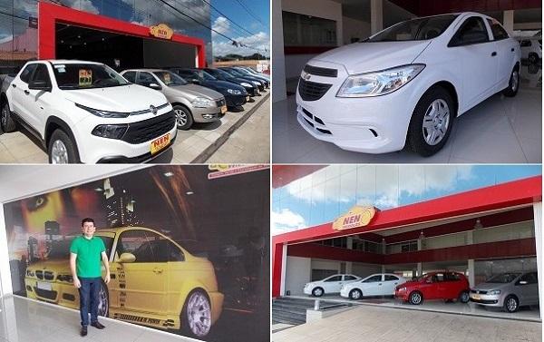 Visita a loja Nem Veículos em Água Branca e adquira o carro dos seus sonhos