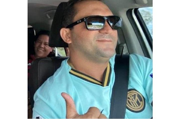 O ex-vereador Alan Moura foi assassinado na tarde do dia 07/03 (Imagem: Divulgação)