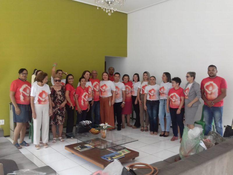 Início aos preparativos da festa do Divino em Valença do Piauí