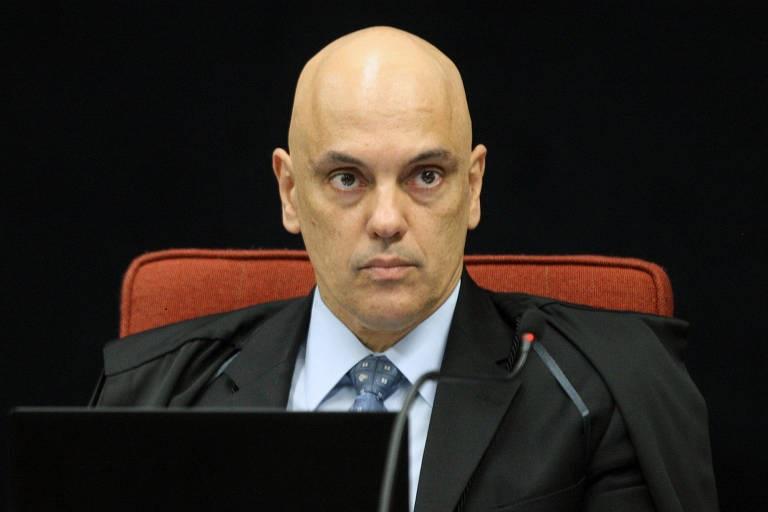 Alexandre de Moraes, ministro do STF (Imagem: Divulgação)
