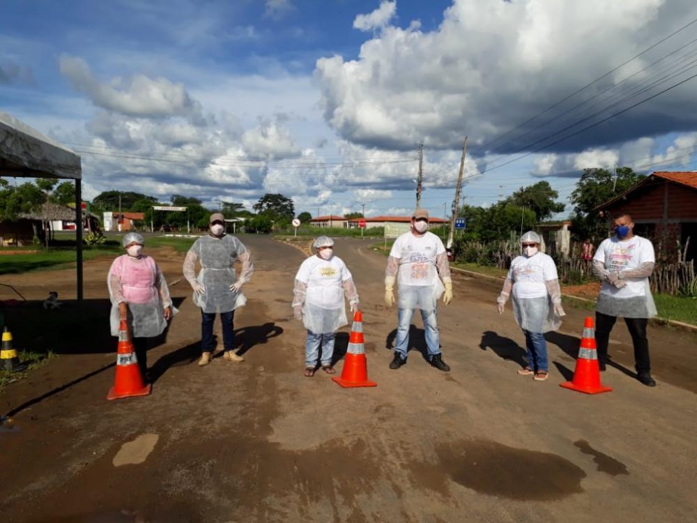 Prefeitura de Angical do Piauí adota medidas para evitar a entrada do coronavírus no município