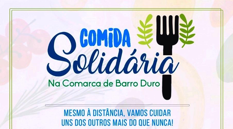 Promotoria de Barro Duro intensifica o combate ao COVID-19 e implementa ação solidária