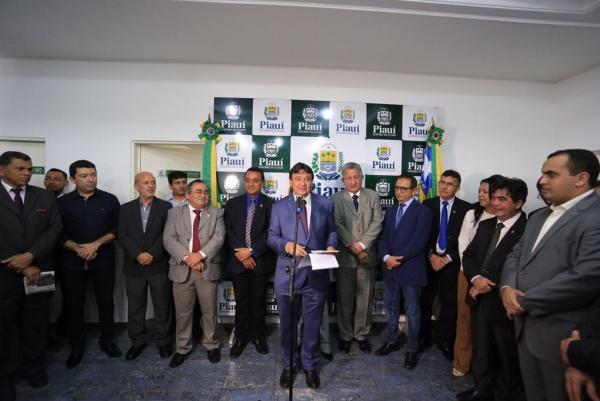 Governador lança edital da UAPI, com vagas para Barro Duro, Jardim do Mulato, Hugo Napoleão, Olho D'Água e outros municípios
