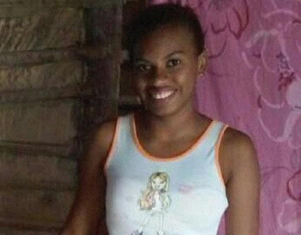 Gabriela Alves da Silva, de 14 anos (Imagem: Divulgação)