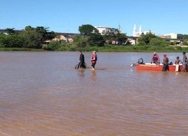Três pessoas morrem afogadas no Rio Parnaíba em Teresina
