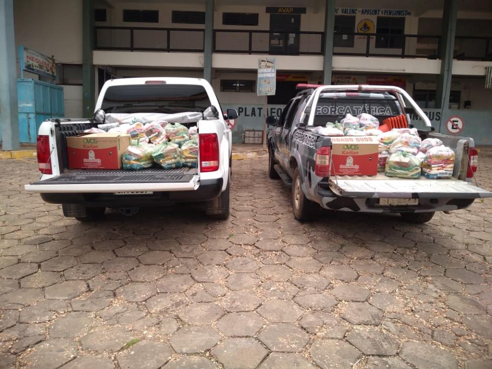 Ação Social é realizada em Valença do Piauí