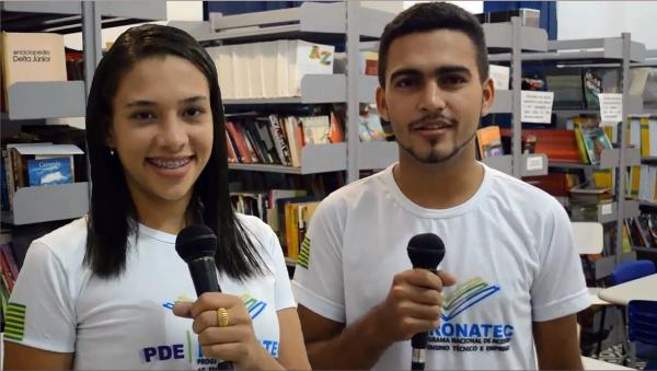Alunos do PRONATEC gravam documentário em São Pedro do Piauí