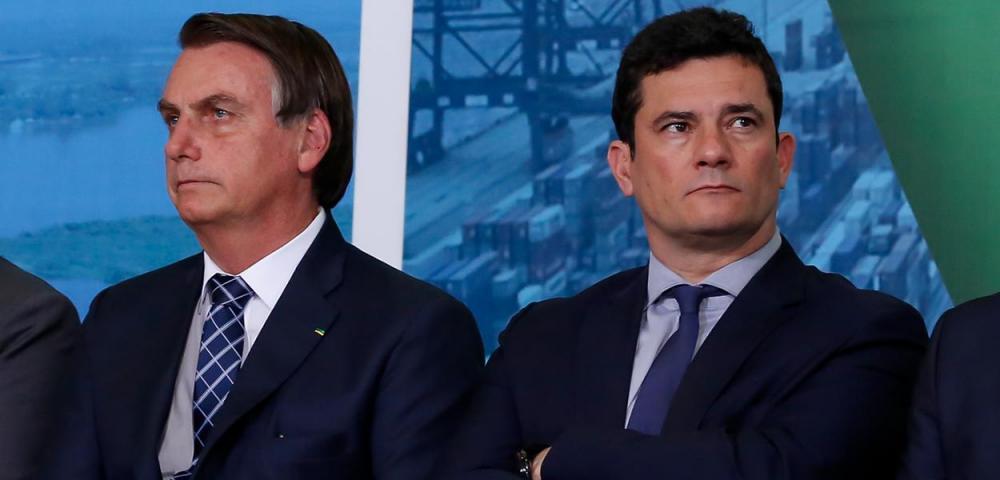 Sergio Moro anuncia saída do governo de Jair Bolsonaro