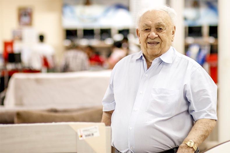 Morre aos 90 anos o empresário João Claudino; velório será restrito