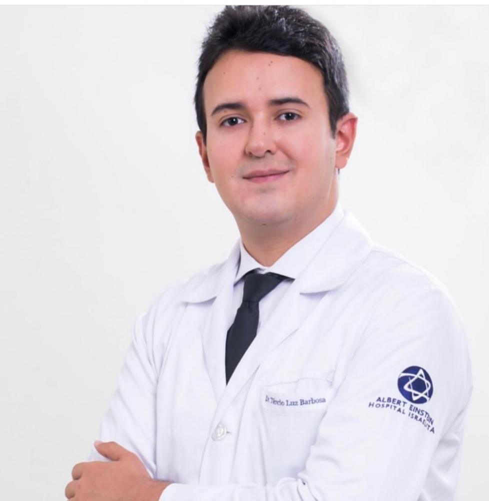 Médico Neurologista, Tércio Luz assume técnica do Hospital Regional Justino Luz de Picos