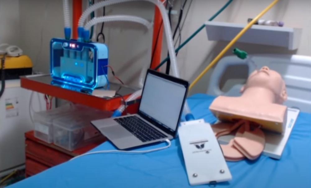 Governo vai apoiar pesquisa que desenvolveu respiradores de baixo custo no Piauí