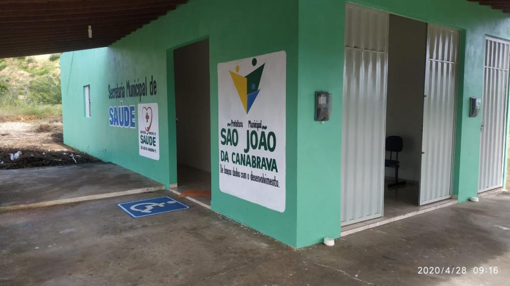 Prefeitura reforma e expande sede da secretaria de saúde