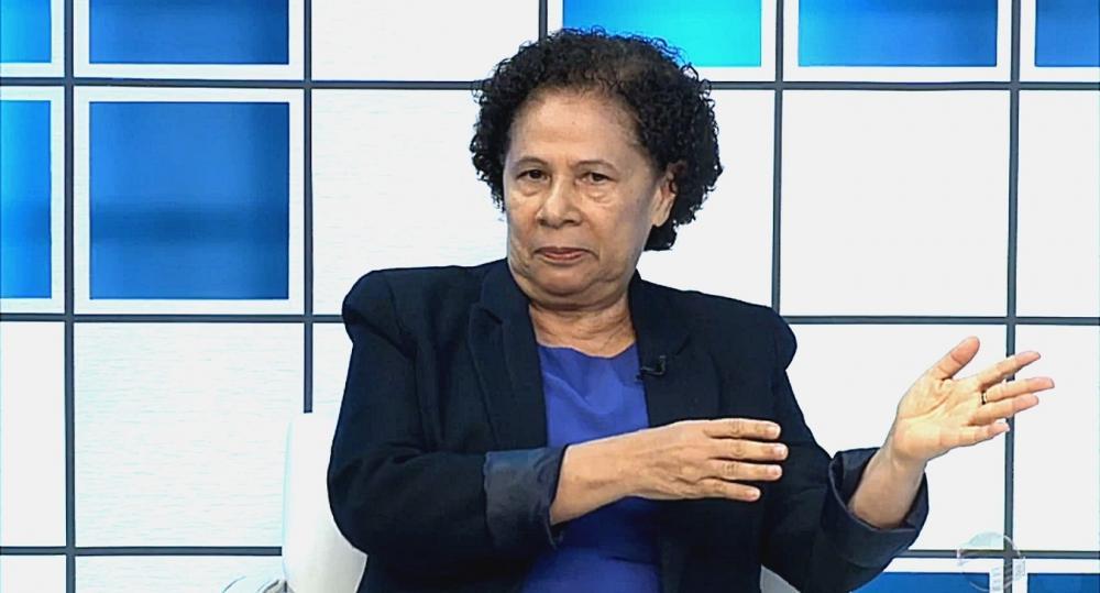 Vice-governadora Regina Sousa chama médicos de 'racistas e xenófobos'