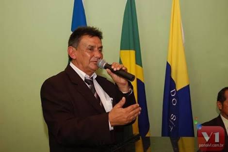 Prefeito Antônio Ditoso parabeniza a todos os trabalhadores de Lagoa do Sítio