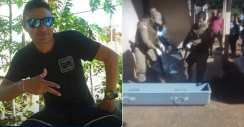 Piauiense é morto em Santa Catarina em suspeita de crime passional