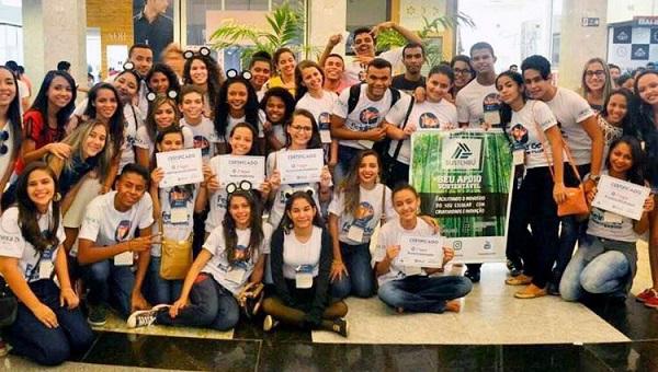 Ideia sustentável, criativa e inovadora leva alunos do IFPI- Angical ao México para concorrer a prêmio latino
