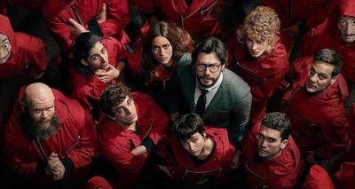 La Casa de Papel perde posição e não é mais a série espanhola mais assistida na Netflix