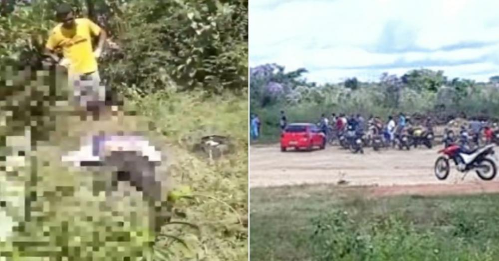 Corpo de homem é encontrado com tiro na nuca em Demerval Lobão