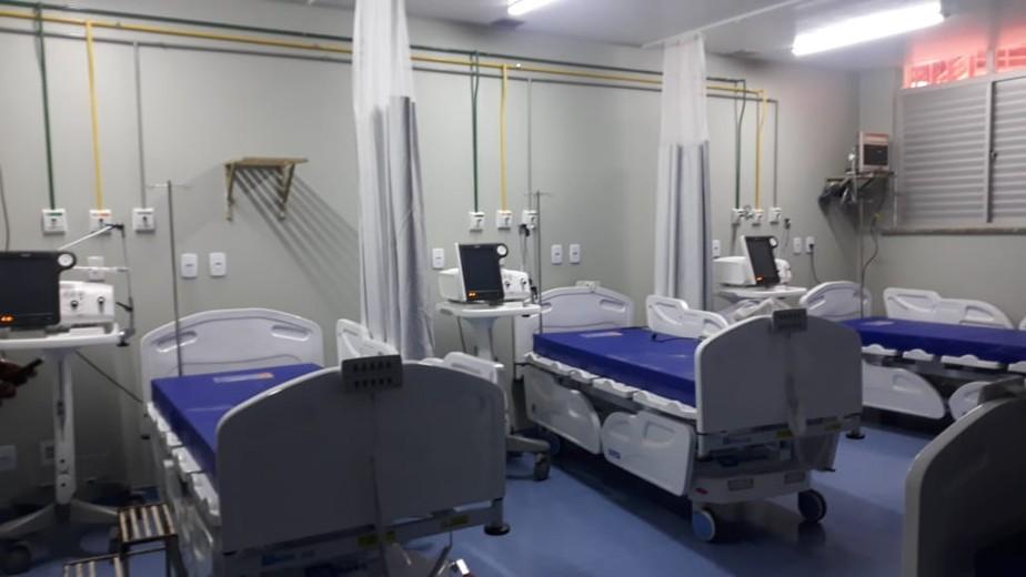 Aumento do número de leitos de UTI evitou colapso no sistema de saúde do Piauí
