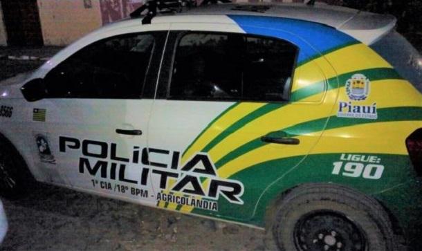 Empresário dono da casa lotérica de Agricolândia é feito refém durante assalto