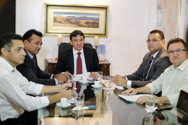Governador Wellington Dias autoriza concurso para Polícia Civil; serão ofertadas 190 vagas