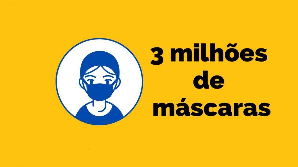 Igreja de Jesus Cristo convida voluntários para produzir e distribuir 3 milhões de máscaras em todo o Brasil