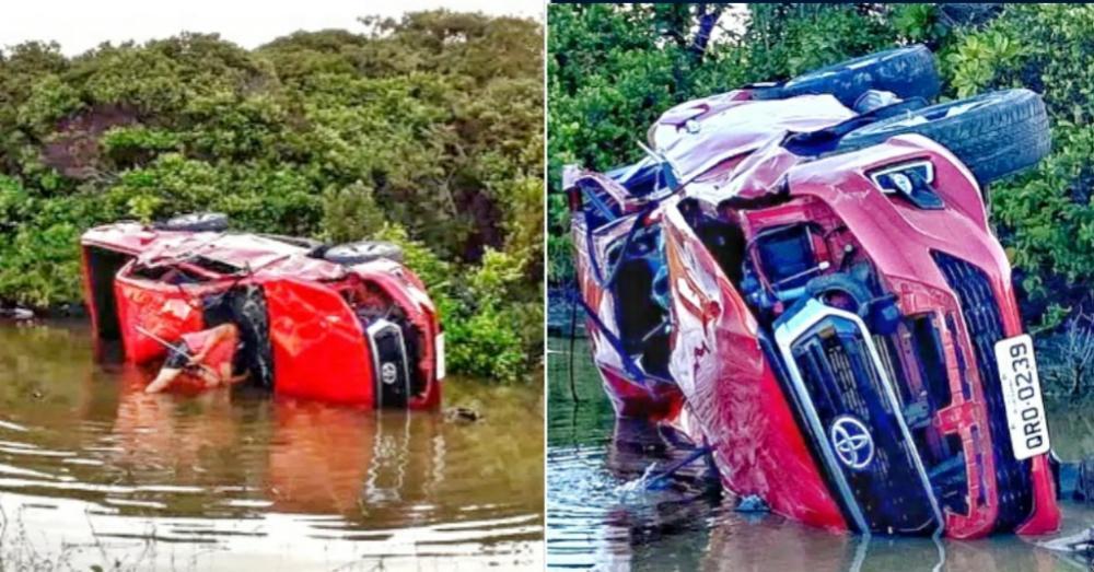 Homem morre e piauiense fica ferido em grave acidente no Maranhão