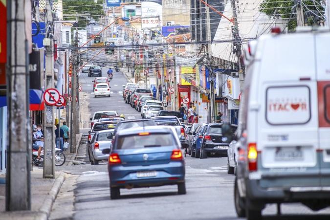 Centro de Teresina terá rodízio de veículos a partir do próximo dia 02; saiba mais