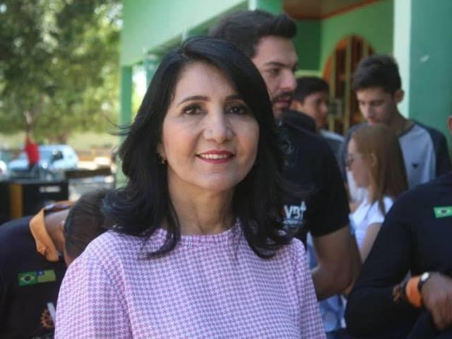 Felicitações a Prefeita Ceiça Dias