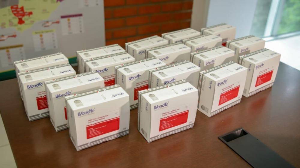 Criminosos invadem Instituto e furtam 480 testes rápidos de Covid-19 em Teresina