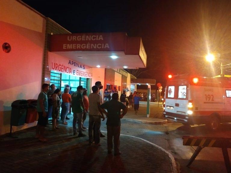 Vazamento de gás causa princípio de incêndio e deixa dois irmãos feridos no Piauí